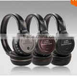 Lot 560 Support Hands-free TF Card FM Radio Stereo Wireless Bluetooth Headphones Headset Earphone With MIC