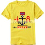free design factory cheap wholesale sea style top 5 brand t shirt for men high quality hot selling