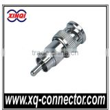 XinQi CCTV Camera Accessories bu male to rca female connector