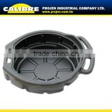 CALIBRE Good quality 16 litre plastic Oil pan Oil Drain Pan