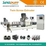 High quality high effieient corn flakes production process line/corn flakes extruder/corn flakes machine