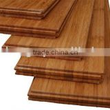 vertical bamboo flooring-high gloss Carburization/natural)