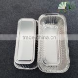 A11 microwave oven available disposable aluminum foil food container economical takeaway tableware