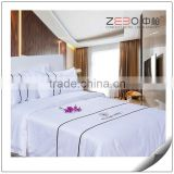 Latest Hot Selling 100%Cotton Hotel Bedding Duvet Covers Guangzhou ZEBO