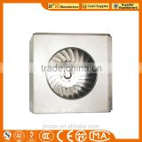 commercial kitchen range hood centrifugal fan
