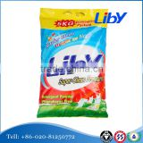 Liby 5KG Plastic Bag Packing Brand Detergent Powder