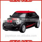 Authorized battery operated bmw mini toy car model