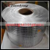 pure aluminium strip jamp roll aluminium foil specification construction insulation alu tape used for air conditioner