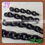 Industrial G80 Lifting Chain,Black Surface G80 Marine Hatch Cover Chain