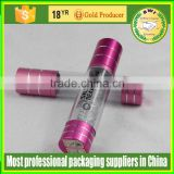 beauty cosmetic packaging airless bottle pump cap for body cream