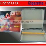 new design perfect metal OEM Automatic cigarette box smoking case tobacco case cigarette case