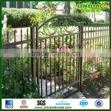 Anti-oxidation wrought iron fence