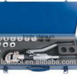 LSD High Quality10years QZD-300A hydraulic plier cable lug crimping tools open type 16-300mm2