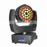 200mw green laser 36*10W moving head led stage light