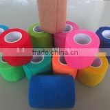 First Aid Body Care Treatment Self-Adhesive Elastic Ankle Bandage Gauze Tape