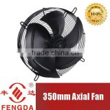350mm ac refrigerator freezer fan motor for water cooler