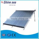 Pool solar water heater solar energy system for swimming pool hotel domestic home building use