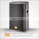 Factory High Quality Power Professional Speaker H Series 2 Way Full Range 15 Inch 500W Big Stage Speaker with Good Price