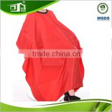 high quality waterproof customized hairdresser barber cape aprons