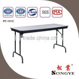 American Style Folding Table,Reading Table,Folding Bench,School Furniture
