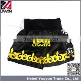 custom made wholesale arts equipment cheap boxing shorts