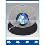 China alibaba supplier top quality Woolen custom logo embroidery baseball cap