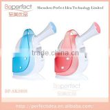 BP-SK0808 nano ionic facial steamer, home facial sauna hot cold steamer for deep cleansing and moisturizing