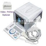 CE certified Ultrasound Machine Portable Ultrasonic Diagnostic Scanner with 3.5MHz Convex Probe