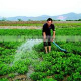 Best Selling Korean Quality PVC Layflat , lay flat irrigation pipe Hose For Drip Irrigation