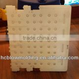 OEM Blow Molding hard plastic hollow sheet large UV bord PE Huizhou