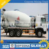 9m3 Concrete Mixer Machine FYG5257GJBC with OMAN Chasssis for sale