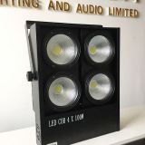 Australian Standards LED Light 4X100W COB LED DMX512 TV Studio Equipment