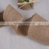 Raw Jute Importer in China Product Burlap Roll Hessian Ribbon