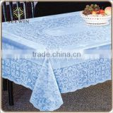 High Quality Rustic Print PVC Table Cloth Waterproof Oil Quality Disposable Plastic Table Cloth Tablecloth