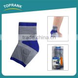 New design compression ankle sleeve sport ankle guard printed ankle support