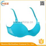 HSZ-58012 New Design Malaysia Genie Bra Wholesale Arab Girl Sexy Underwear Sexi Mature Woman Lingerie