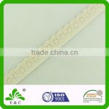 Knitted Lace Edge Garment Accessory Binding Elastic Tape