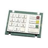 Waterproof PCI EPP 3.x certified EPP Keypad ZT596F with 10 Numeric Keys, 6 Function Keys