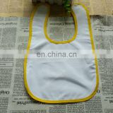 sublimation heat transfer blank baby bib
