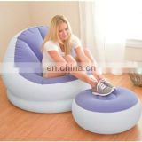 Inflatable Lazy Sofa with Ottoman