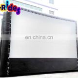 outdoor cinema inflatable screen
