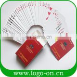 High Quality Leisure Products Portable Adult Entertainment Poker Custom Playing Card