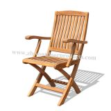 outdoor furniture wooden garden chairs