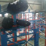 6 m steel pipe rack driving for convenient access to save space