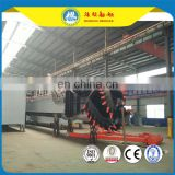 China cutter suction dredger river for sale Highling Model HL450,18inch