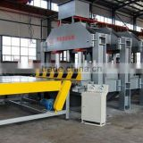 300-400T hydraulic press for aluminium honeycomb panel