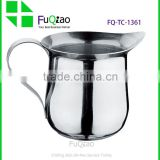 Hot Sale commercial Stainless Steel Milk Frothing Pitcher Milk Jug for Lattes Coffee Cup