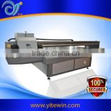Kincolor uv large format flatbed printer for glass ceramic tile acrylic alucobond metal wood board