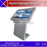 Q-easy OEM Onelan Apple Touch Control Information Query Kiosk/Advertising Machine 42 inch
