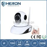Wireless P2P Network IP Camera Pan/Tilt Baby Pet Monitor Wifi Cam Iphone/Android Home Use IP Camera                                                                         Quality Choice